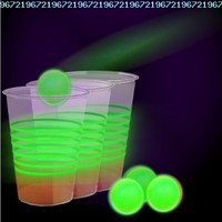 Glow in the Dark Beer Pong Party Pack #79073:Amazon:Everything Else