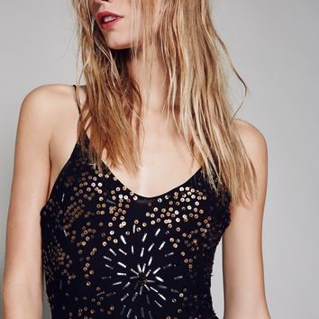 Free People Gaudi Slip Dress