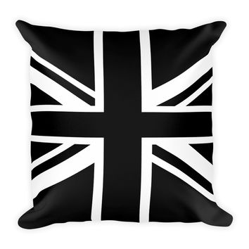 Black Flag Pillow