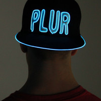 Light Up Hat - PLUR