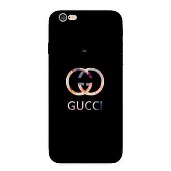 GUCCI Fashion Print iPhone Phone Cover Case For iPhone X iPhone XR iPhone XS iPhone XS MAX iphone 6 6s 6plus 6s-plus 7 7plus
