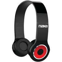 Naxa Bluetooth Wireless Headphones (black)
