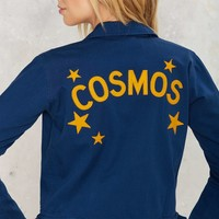 Sugarhigh Lovestoned Stardust Postal Jacket