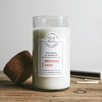 Orchard Lane Scented Soy Candle – Circle 21 Candles