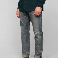 A Gold E Slim-Fit Greensburg Jean- Indigo