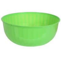 "Bulk Large Colorful Plastic Bowls, 12""Dia. at DollarTree.com"