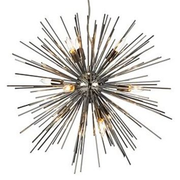Helios chandelier hanging lamps from z gallerie home for Z gallerie bathroom lights