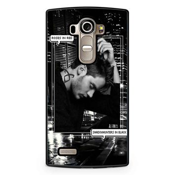 Alec Lightwood Shadowhunters In Black LG G4 Case