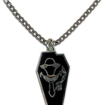 Laughing Coffin - Necklace - Sword Art Online
