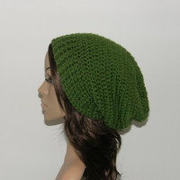 Everyday Extra Slouch Hat  Color Kelly