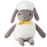 Lamb With Bow Tie Stuffed Animal, 11.25""