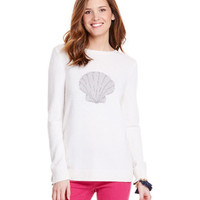 Shell Icon Sweater