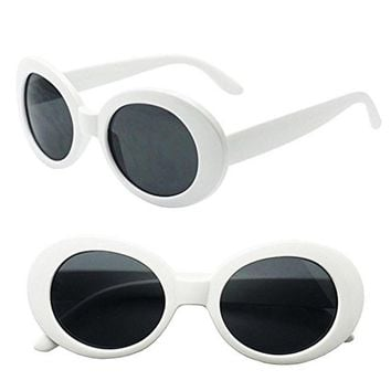 90s Oval Grunge Sunglasses