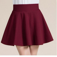 Korean Style Mini Skirt for Women