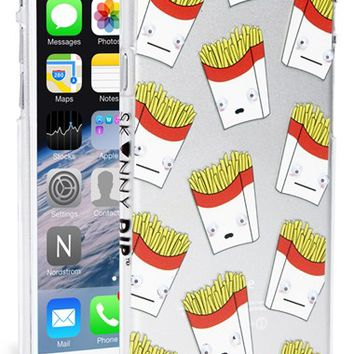 Skinnydip 'French Fries' Googly Eyes iPhone 6 Case