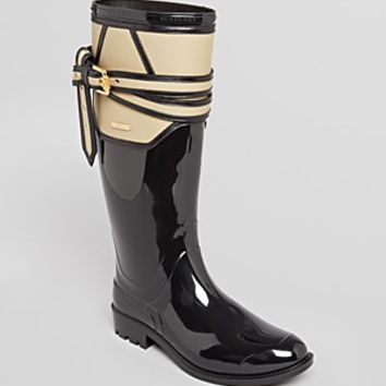 Burberry Rain Boots Rain Boots - Willesden Trench | Bloomingdale's