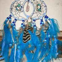 Wedding Rings Dream Catcher