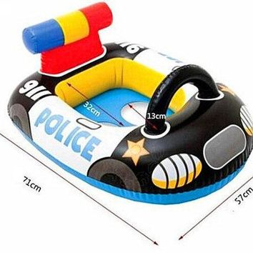 Swimming Pool beach Funny Shape Inflatable Pool Float Baby Swimming Ring Baby Float Seat for Pool Floats for  Baby Swimming AccessoriesSwimming Pool beach KO_14_1