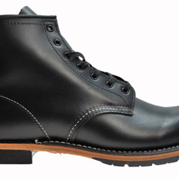 "Red Wing ® Beckman 6"" Round 9014 - Black Featherstone"