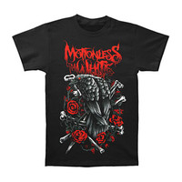 Motionless In White Men's  Evil Crow T-shirt Black