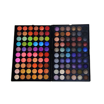 KRABICE Bold and Bright Collection (120 Eyeshadow Palette)