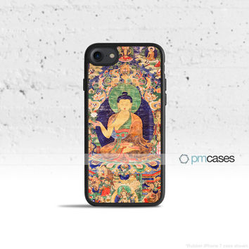 Vintage Buddha Case Cover for Apple iPhone 7 6s 6 SE 5s 5 5c 4s 4 Plus & iPod Touch