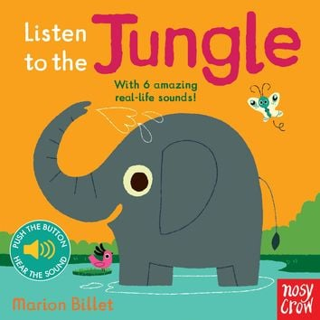 Listen to the Jungle Board book – March 23, 2016
