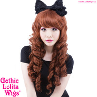 Gothic Lolita Wigs® <br> Spiraluxe™ Collection - Cinnamon Swirl