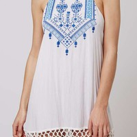 Embroidered Tassel Sundress - New In This Week - New In