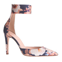 J.Crew Womens Collection Natasha Floral Pumps