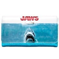 Women's Jaws Poster Wallet