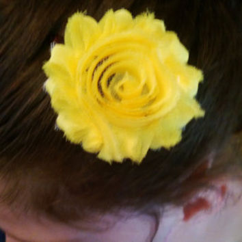 All Sizes Flower Hair Clip 006