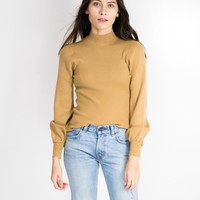 Fitted Rib Knit Top
