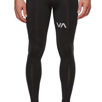 RVCA - Virus Compression Pants - Mens Jeans - Black