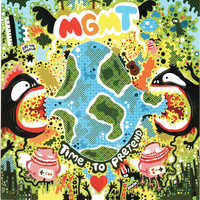 "MGMT: Time To Pretend (Colored Vinyl) Vinyl 12"" (Record Store Day)"