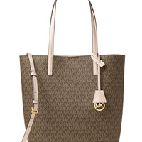 MICHAEL Michael Kors Hayley Large North South Tote | macys.com