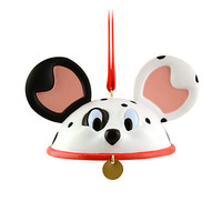 Disney 101 Dalmatians Ear Hat Ornament | Disney Store
