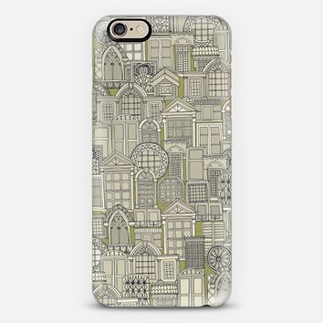 windows green iPhone 6s case by Sharon Turner   Casetify