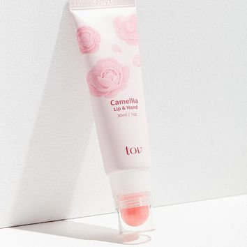 TOV Camellia Lip + Hand Balm | Urban Outfitters