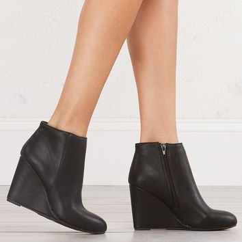 PERFECT WEDGE BOOTIE - What's New