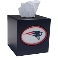 New England Patriots Tissue Box Cover (Pat Team)