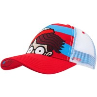 Where's Waldo - Peeking Snap Back Cap