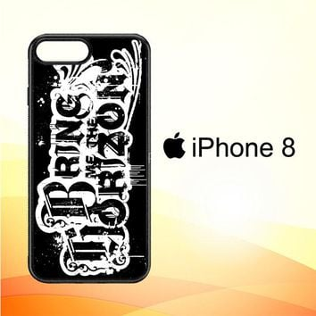 Bring Me The Horizon F0354 iPhone 8 Case