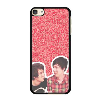 Dan And Phil 04 iPod Touch 6 Case