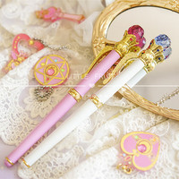 Sailor Moon Pen from pennycrafts