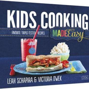 Kids cooking made easy p/b