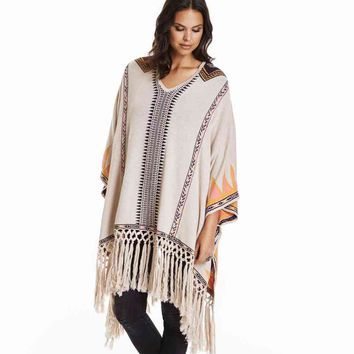 Odd Molly wilderness poncho.
