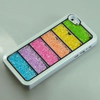 New Bling Rainbow Element Crystal Phone Cover Case For iPhone 4/4s/5