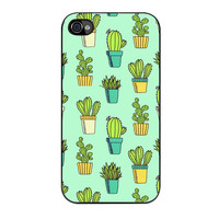 Cactus iPhone 4 Case
