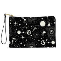 Heather Dutton Solar System Pouch